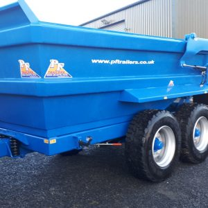 New PF Trailers Northern Ireland