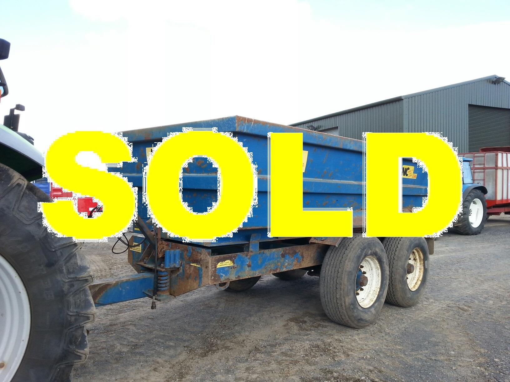 NC dump trailer - GG Plant SalesGG Plant Sales