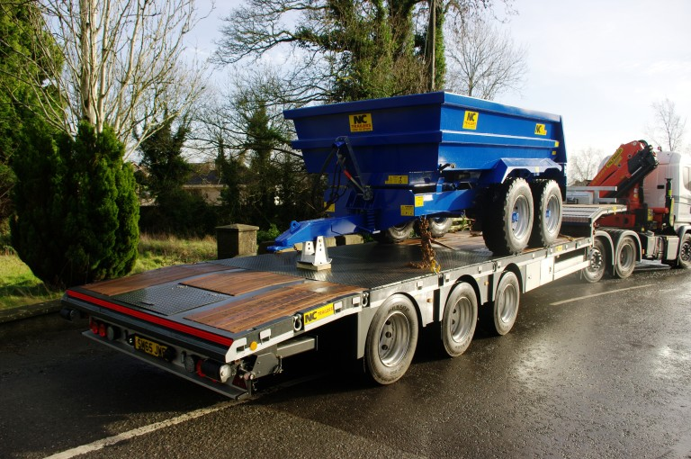 New NC Trailers County Down