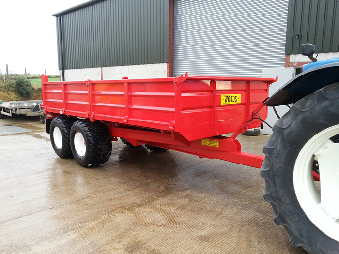 New Kane Trailers Northern Ireland