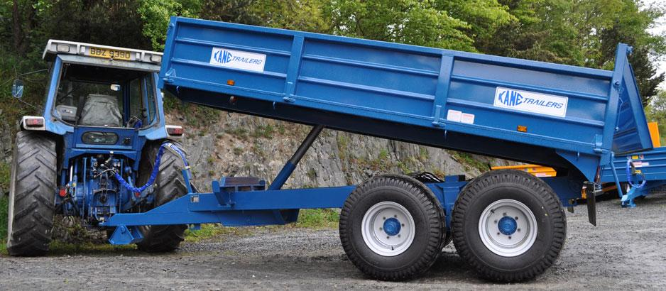 New Kane Trailers County Down