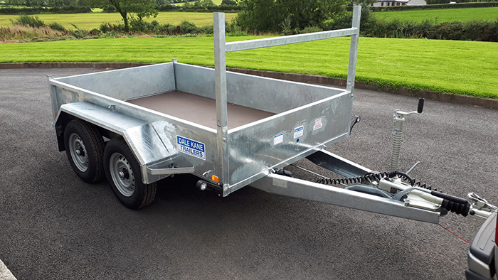 New Dale Kane Trailers Northern Ireland