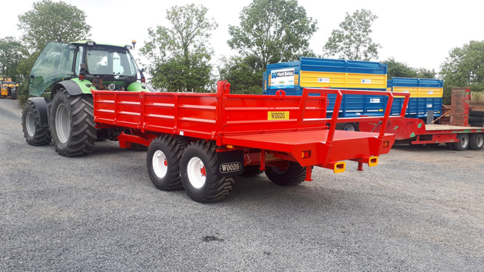 New Woods Trailers County Antrim